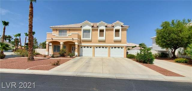 4201 Topsider Street, Las Vegas, NV 89129 (MLS #2314974) :: Custom Fit Real Estate Group