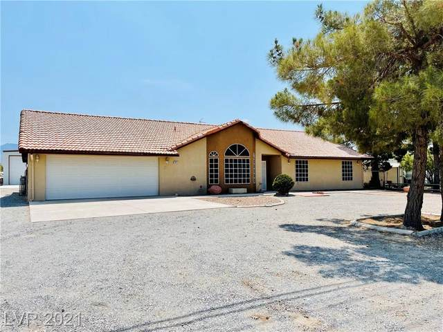 3841 N Blagg Road, Pahrump, NV 89060 (MLS #2314983) :: Custom Fit Real Estate Group