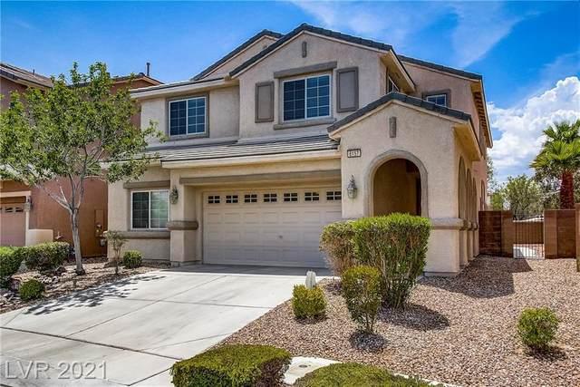 6157 Sapphire Gold Street, North Las Vegas, NV 89031 (MLS #2314986) :: Signature Real Estate Group