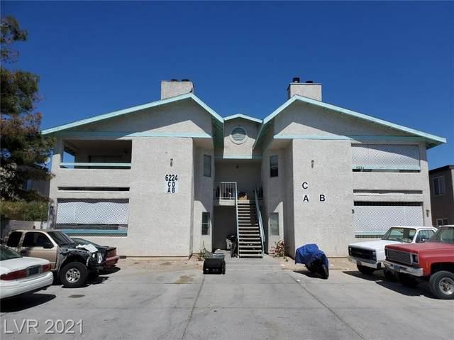 6224 Bellota Drive, Las Vegas, NV 89108 (MLS #2314990) :: Signature Real Estate Group