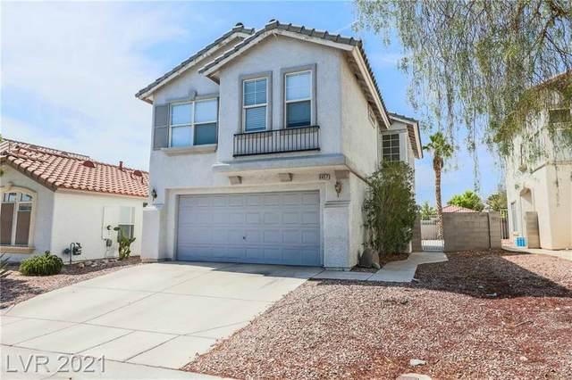 8457 Antique Cameo Avenue, Las Vegas, NV 89147 (MLS #2315013) :: Lindstrom Radcliffe Group