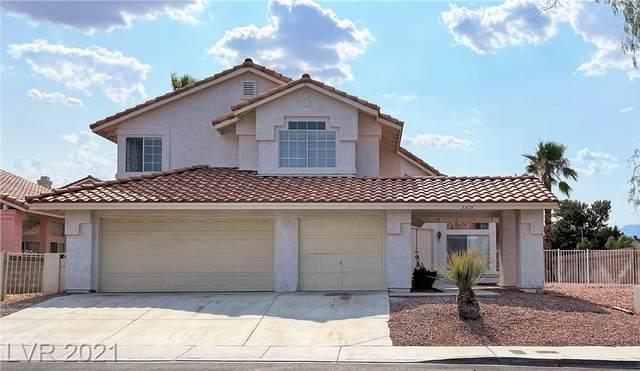 3305 Royal Bay Drive, Las Vegas, NV 89117 (MLS #2315030) :: Custom Fit Real Estate Group