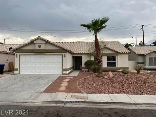 5123 Del Shannon Street, North Las Vegas, NV 89031 (MLS #2315033) :: Kypreos Team