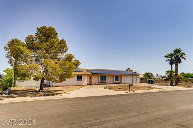 180 E Kimberly Drive, Henderson, NV 89015 (MLS #2315034) :: Custom Fit Real Estate Group