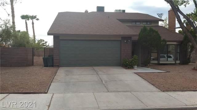 3961 Kamden Way, Las Vegas, NV 89119 (MLS #2315040) :: Custom Fit Real Estate Group
