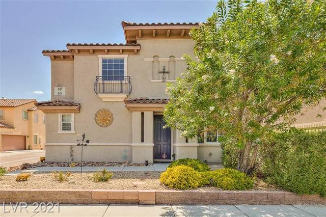 947 Wembly Hills Place, Henderson, NV 89011 (MLS #2315047) :: Lindstrom Radcliffe Group