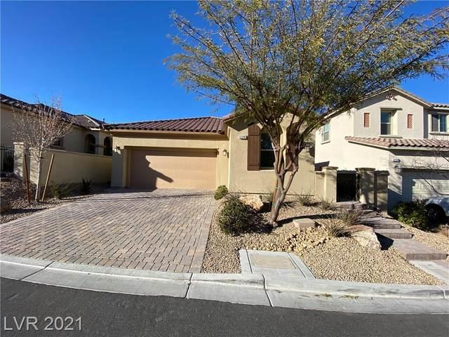 12282 Terrace Verde Avenue, Las Vegas, NV 89138 (MLS #2315069) :: Kypreos Team