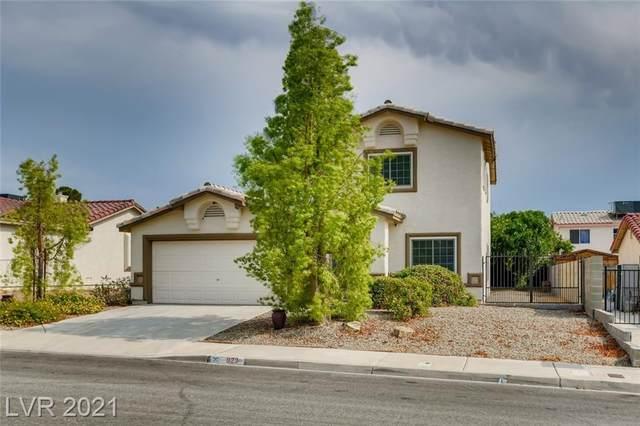 923 Sunnyfield Way, Henderson, NV 89015 (MLS #2315081) :: Custom Fit Real Estate Group