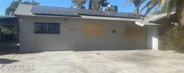 3820 Briarwood Avenue, Las Vegas, NV 89121 (MLS #2315090) :: The Shear Team