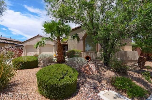 6988 Haldir Avenue, Las Vegas, NV 89178 (MLS #2315096) :: Vestuto Realty Group