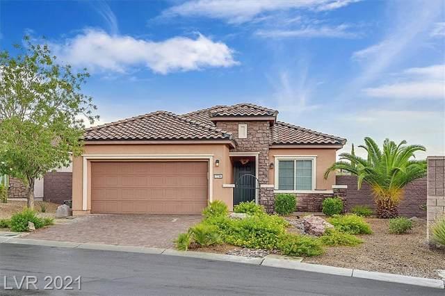 2236 Saint Avertine Lane, Henderson, NV 89044 (MLS #2315097) :: DT Real Estate