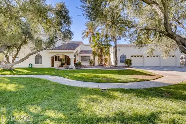 3485 Vicki Avenue, Las Vegas, NV 89139 (MLS #2315101) :: Team Michele Dugan