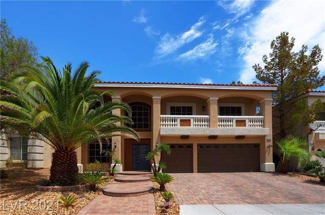 6734 Coronado Crest Avenue, Las Vegas, NV 89139 (MLS #2315111) :: Custom Fit Real Estate Group