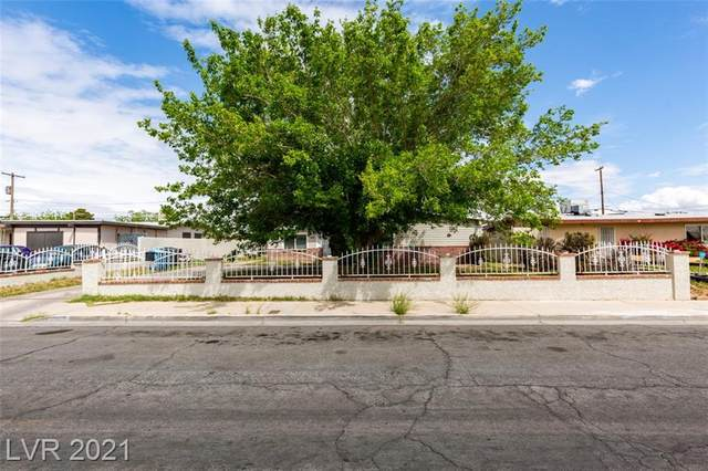 600 Frederick Avenue, Las Vegas, NV 89106 (MLS #2315120) :: Lindstrom Radcliffe Group