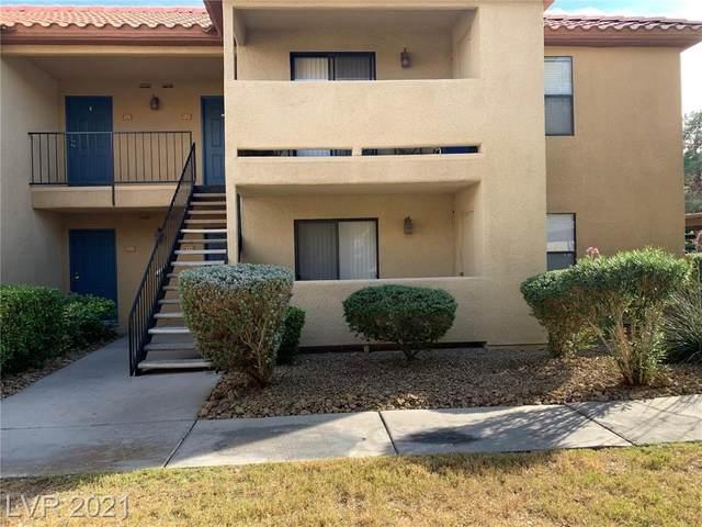 3135 S Mojave Road #152, Las Vegas, NV 89121 (MLS #2315130) :: DT Real Estate