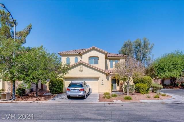 10541 Casa Bianca Street, Las Vegas, NV 89141 (MLS #2315140) :: Galindo Group Real Estate