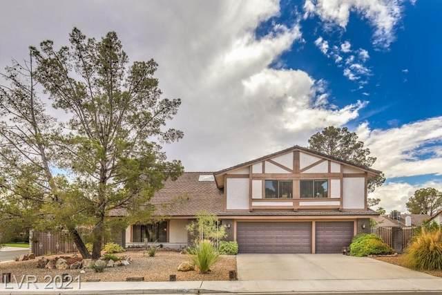 6591 Villa Bonita Road, Las Vegas, NV 89146 (MLS #2315150) :: Keller Williams Realty
