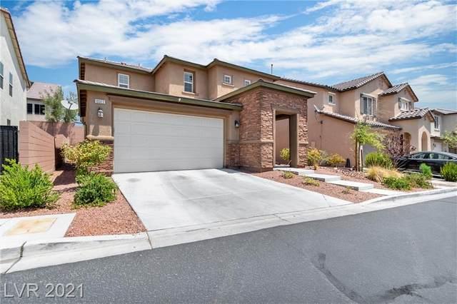 10322 Northern Hills Avenue, Las Vegas, NV 89166 (MLS #2315162) :: Lindstrom Radcliffe Group