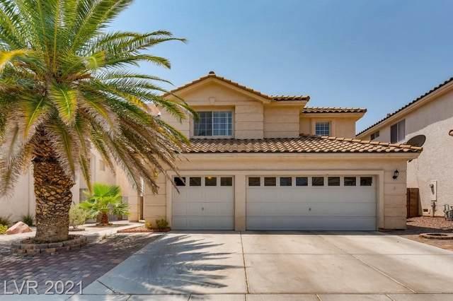 9915 Sierra Canyon Way, Las Vegas, NV 89147 (MLS #2315180) :: The Chris Binney Group | eXp Realty