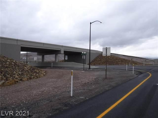 Grand Valley Parkway, North Las Vegas, NV 89124 (MLS #2315181) :: Vestuto Realty Group