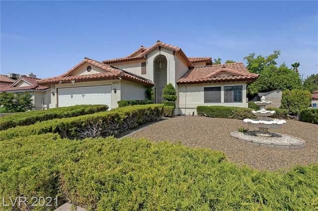 3013 Whispering Willow Lane, Las Vegas, NV 89108 (MLS #2315186) :: Galindo Group Real Estate