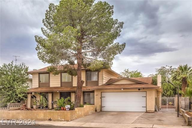 899 Monika Way, Las Vegas, NV 89119 (MLS #2315214) :: Lindstrom Radcliffe Group