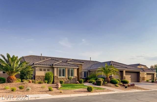 383 Chaplin Cove Avenue, Las Vegas, NV 89183 (MLS #2315217) :: Custom Fit Real Estate Group