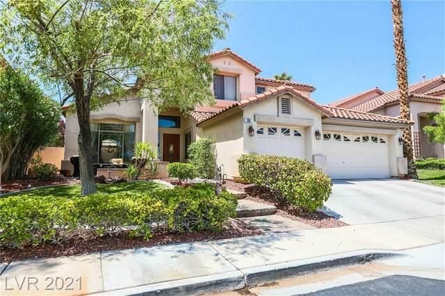 705 White Falcon Street, Las Vegas, NV 89144 (MLS #2315226) :: The Chris Binney Group   eXp Realty