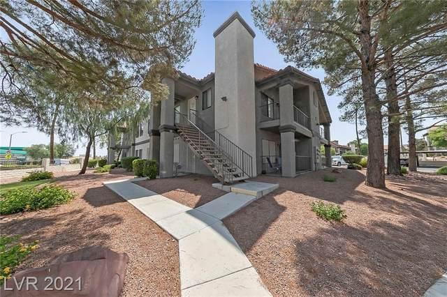 1575 W Warm Springs Road #124, Henderson, NV 89014 (MLS #2315248) :: DT Real Estate