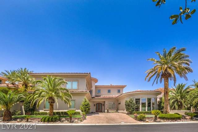 781 Bolle Way, Henderson, NV 89012 (MLS #2315249) :: Coldwell Banker Premier Realty