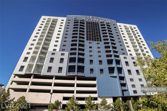211 E Flamingo Road #806, Las Vegas, NV 89169 (MLS #2315251) :: Kypreos Team
