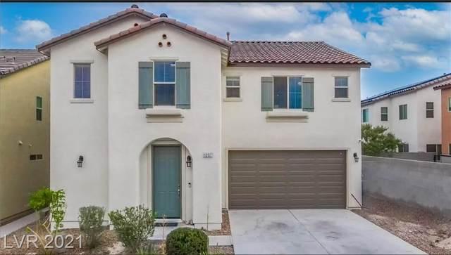 1237 Fox Grove Court, North Las Vegas, NV 89031 (MLS #2315260) :: Custom Fit Real Estate Group