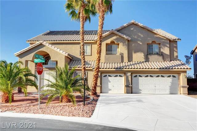214 Molly Court, Las Vegas, NV 89183 (MLS #2315264) :: Lindstrom Radcliffe Group