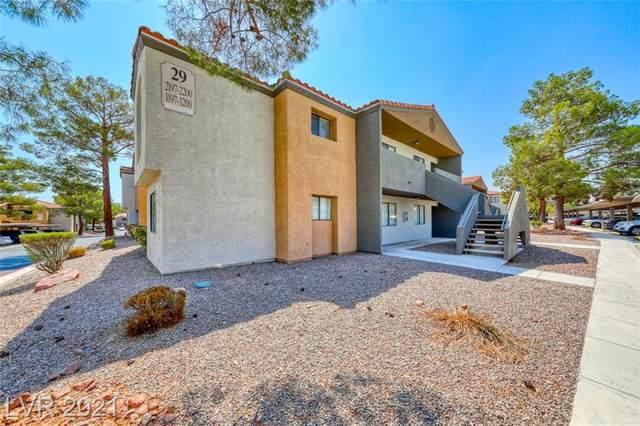 3151 Soaring Gulls Drive #1200, Las Vegas, NV 89128 (MLS #2315265) :: The Chris Binney Group   eXp Realty
