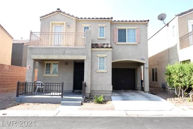 6305 Smooth Plain Avenue, Las Vegas, NV 89139 (MLS #2315294) :: Custom Fit Real Estate Group