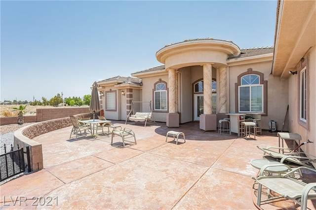 961 Laguna Street, Pahrump, NV 89048 (MLS #2315310) :: DT Real Estate