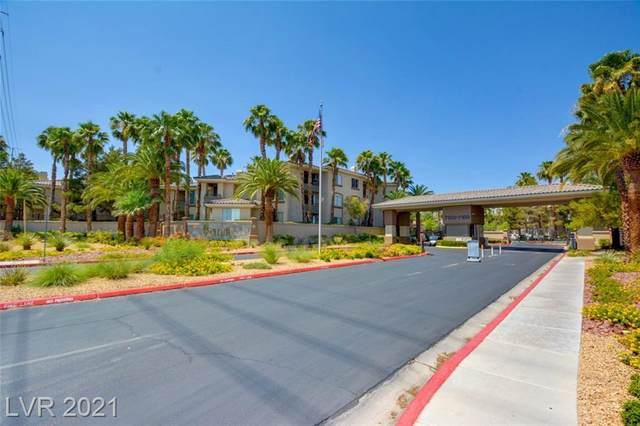 7103 S Durango Drive #203, Las Vegas, NV 89113 (MLS #2315326) :: The Chris Binney Group | eXp Realty