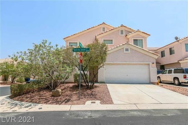 8012 Dancing Sunset Court, Las Vegas, NV 89143 (MLS #2315351) :: Custom Fit Real Estate Group