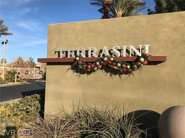 4705 Apulia Drive #103, North Las Vegas, NV 89084 (MLS #2315377) :: The TR Team