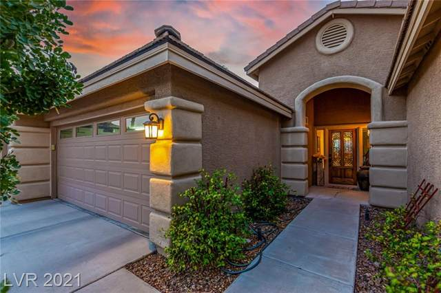 2254 Morning Mesa Avenue, Henderson, NV 89052 (MLS #2315378) :: Custom Fit Real Estate Group