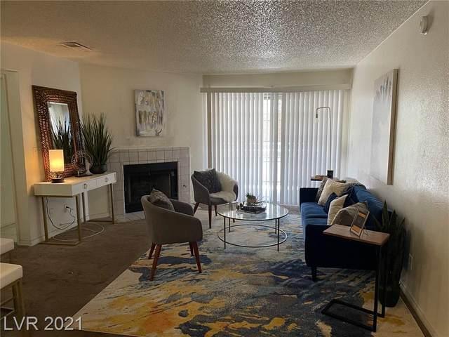 2200 S Fort Apache Road #1021, Las Vegas, NV 89117 (MLS #2315380) :: The Shear Team