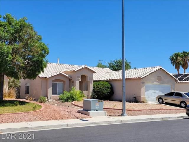 3502 Helmsley Avenue, North Las Vegas, NV 89031 (MLS #2315390) :: Custom Fit Real Estate Group