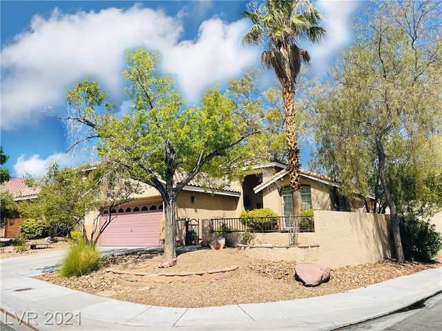 8200 Ruby Mountain Way, Las Vegas, NV 89128 (MLS #2315417) :: Signature Real Estate Group