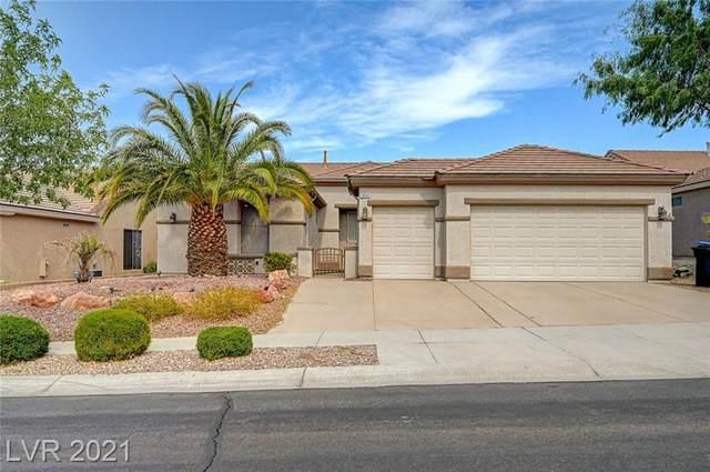 1854 High Mesa Drive, Henderson, NV 89012 (MLS #2315425) :: Keller Williams Realty