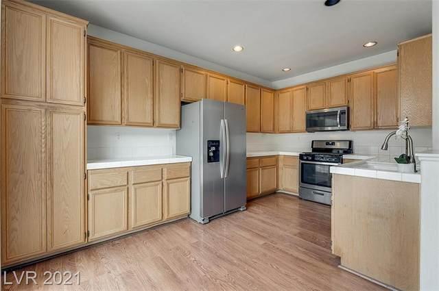 7636 Via Paseo Avenue, Las Vegas, NV 89128 (MLS #2315440) :: Keller Williams Realty
