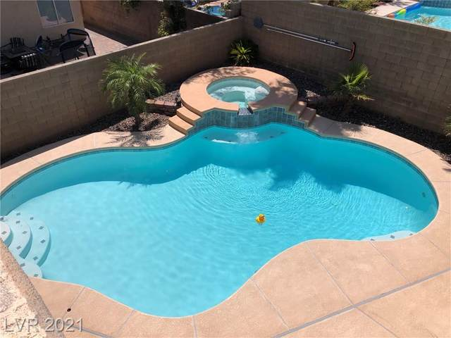 1130 Yellow Orchid Street, Henderson, NV 89002 (MLS #2315445) :: Lindstrom Radcliffe Group