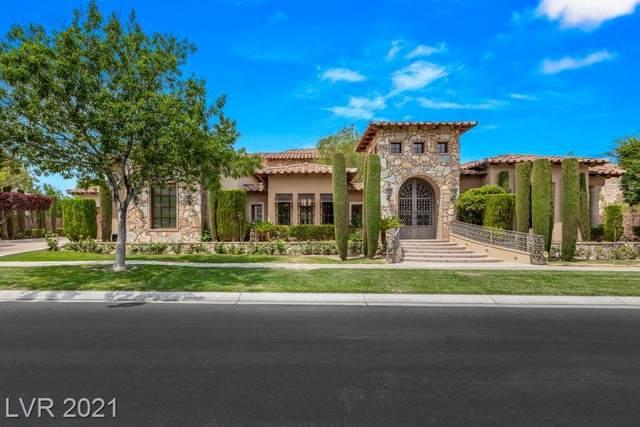 46 Ravenswood Avenue, Las Vegas, NV 89141 (MLS #2315462) :: Lindstrom Radcliffe Group
