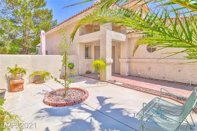 2528 Golden Sands Drive, Las Vegas, NV 89128 (MLS #2315470) :: Keller Williams Realty