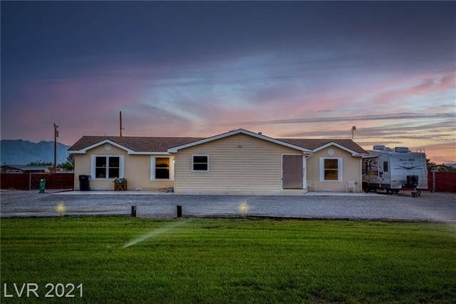 4740 Vicki Ann Road, Pahrump, NV 89048 (MLS #2315496) :: Custom Fit Real Estate Group