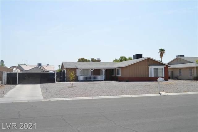 4650 Pony Express Street, North Las Vegas, NV 89031 (MLS #2315529) :: Kypreos Team
